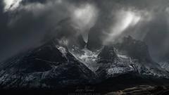 Kingdom (Loscar Numael) Tags: patagonia mountains southamerica landscape wind torresdelpaine arcaswiss singhray dxolabs loscarnumael