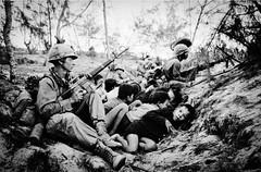 1st Cavalry, Da Nang, South Vietnam. October 30, 1967 (Peer Into The Past) Tags: history children 1967 danang usarmy vietnamwar southvietnam 1stcavalry