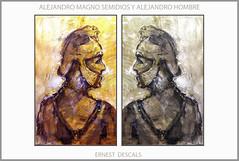 ALEJANDRO MAGNO-ARTE-PINTURA-SEMIDIOS-HOMBRE-REY-MACEDONIA-POLARIDAD-RASGOS-PSICOLOGICOS-PINTURAS-ARTISTA-PINTOR-ERNEST DESCALS (Ernest Descals) Tags: portrait men art history luz painting greek artwork asia paint king artist arte god retrato paintings divine greece macedonia grecia alexandros artistas rey gods alexandre miedo genetics historia pintor emperor pintura pintores psicologia pintar cuadros artistes pinturas artista conqueror hombres personaje oscuridad desafios genetica pintures personajes conquistador antiguedad iskander divino serhumano valentia dioses alejandromagno emperador inmortalidad inmortality rasgos inmortales inmortal historicos diod psicologico pintors polaridad hombreman epopeya alexandrethegreat ernestdescals pintorernestdescals ahistoria semidivinos divinizado semidivino