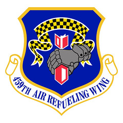 459th ARW Emblem (SmartEncyclopedia.eu) Tags: usa maryland andrewsairforcebase