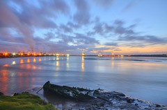 Mersey Gateway Bridge, Widnes, UK. (Jeffpmcdonald) Tags: uk runcorn widnes rivermersey nikond7000 jeffpmcdonald merseygatewaybridge merseygatewayproject jan2016