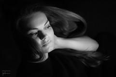 Rachel by candlelight (josefrancisco.salgado) Tags: portrait nikon retrato nikkor candlelit d4 50mmf14g rachelreneemiller