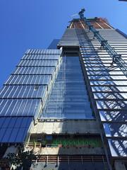 construction (mikefranklin) Tags: newyorkcity usa newyork apple september photostream highline iphone 2015 a:a=countries a:a=years iphone6