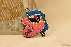 Zipper face brooch (GalleeValley) Tags: art love wool eyes colorful martialart dragonfly sweaters handmade embroidery unique oneofakind ooak fineart picasso abstraction zippers woolly madeinfrance inspirations lemonyellow pieceofart royalblue fashionaccessories hairbarrette broochpin brasszipper birdbrooch bohemianstyle fishbrooch facebrooch zipperbrooch zipperaccessories galleevalley recycldwool