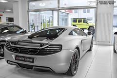 McLaren 12C (Alexandre Prvot) Tags: auto cars car sport automobile european parking transport automotive voiture route exotic luxembourg lux supercar luxe berline exotics supercars ges dplacement worldcars autofestival grandestsupercars