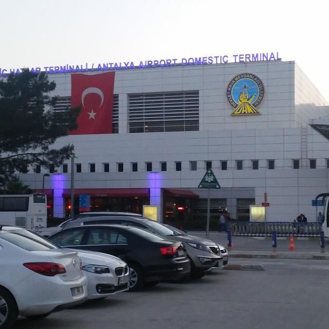 Budget Car Rental Antalya Airport
