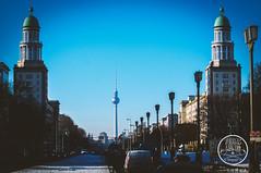 _DSC9347 (tobias_lienig) Tags: berlin alexanderplatz fernsehturm tor mitte frankfurter