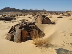 Chad Mourdi Depression (ursulazrich) Tags: friedhof sahara cemetery desert chad graves tombs cimetiere wste  sahel tombes grber tchad tschad  ciad ennedi  murdi