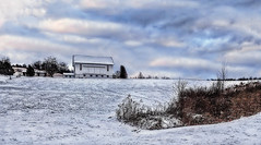 IMG_7032-33bPtzl2scTBbLG3 (ultravivid imaging) Tags: snow clouds barn rural canon colorful farm scenic vivid fields imaging ultra sunsetclouds ultravivid canon5dmk2 ultravividimaging