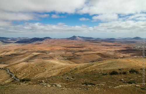 Mirador de Betancuria - Fuerteventura, Canarias