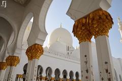DSC_9039-1 (RJ-Clicks) Tags: nikon dubai uae arches mosque abudhabi dome chandeliers sharjah unitedarabemirates minarets sheikhzayedmosque d5100 nikond5100 rjclicks rehanjamil