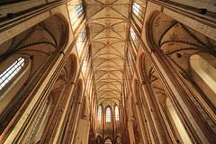 Church (bennychun) Tags: ice church germany gate europe gothic queen tor hbf lubeck league burg holstentor deutsche hanseatic