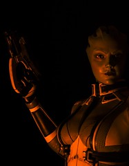 LT1 (Michael A. Foster) Tags: me statue liara masseffect liaratsoni gamingheads