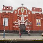 Iglesia Perpetuo Socorro y San alfonso