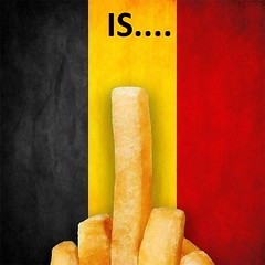 Brussel, Belgi. 2016 (Arthur-A) Tags: brussels is belgium belgique belgie bruxelles terror brussel terreur islamicterror islamterreur