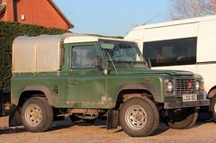 L320 OEX (Nivek.Old.Gold) Tags: tdi pickup rover 1993 land canopy 90 aluminium defender 2495cc