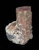 Elbaite with Lepidolite (Ron Wolf) Tags: afghanistan nature crystal hexagonal mineral geology gem tourmaline earthscience gemstone elbaite mineralogy lepidolite nuristan
