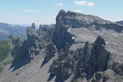 Widok ze szczytu Mesa Tres Reyes