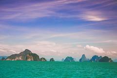 Surreal beauty of nature (Manogna Reddy) Tags: nature beautiful landscape thailand islands asia phi surreal phuket phiphiislands amazingthailand asai
