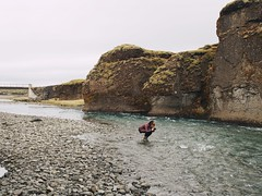Fjarargljufur canyon, Iceland (dan tsai) Tags: nature river landscape iceland olympus canyon gorge omd em5 fjadrargljufur fjarargljufur olympusomdem5 olympusmzuikodigitaled1240mmf28pro