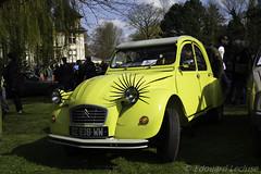 NB C11   fili-20 (Edouard Lecluse) Tags: auto old classic car french automobile citroen retro 2cv