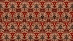 image (sharon_amanda19) Tags: red brown wool earth kaleidoscope rug russet tuareg fibres