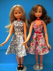 Corinne clones - Ceccon Bambole Italy 1970s (mad-about- fleur) Tags: italy corinne clones bambole ceccon