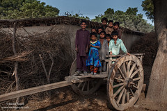 How many siblings (Awais Yaqub) Tags: world pakistan children asia siblings relatives groupphoto cart sindh relations developing hindus