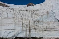 Blood Falls, Antarctica (helenglazer) Tags: landscape antarctica places glacier dryvalleys mcmurdo bloodfalls lakebonney taylorglacier taylorvalley westlobeoflakebonney