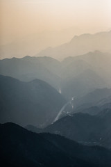 From The Great Wall of China (Ron See Photography) Tags: china mountains wall painting great chinese beijing a7