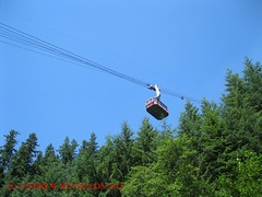 2015 0629 08 CABLE CAR GROUSEMOUNTAIN VANCOUVER (Andrew Reynolds transport view) Tags: canada car vancouver cable gondola ropeway 08 grousemountain 2015 0629 car america north columbia cable britsh