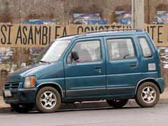 Suzuki Wagon R+ 1.0 1998 (RL GNZLZ) Tags: 10 r 1998 suzuki wagonr