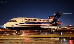 Peter Nygard's Boeing 727-100 Super 27 (datguybrent) Tags: photography aviation yyz boeing727 businessjet peternygard vpbpz