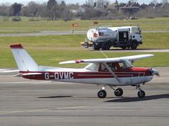 G-OVMC Cessna 152 (Aircaft @ Gloucestershire Airport By James) Tags: james airport gloucestershire cessna lloyds 152 egbj govmc
