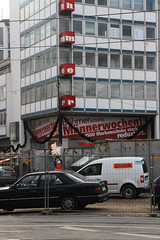 Stadtmitte, Dsseldorf 2015 (Spiegelneuronen) Tags: stadtmitte architektur dsseldorf stadtbild