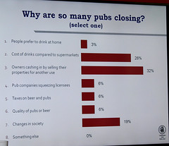 Cashing in (selcamra) Tags: beer camra realale shapingthefuture selcamra revitalisationproject