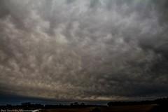 Last day of April Mammatus (Dan's Storm Photos & Photography) Tags: sky nature weather clouds skyscape landscape landscapes skyscapes mammatus mammatusclouds mammatusdisplay