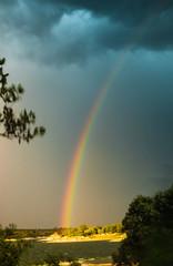 Arco iris (JOSSUKO) Tags: arcoiris nubes tormenta valmayor