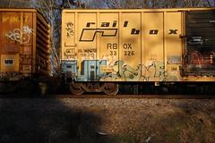 _MG_9993 (Revise_D) Tags: graffiti ajax graff freight revised jame fr8 fr8heaven fr8aholics fr8bench freightlyfe