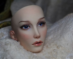 Face-up comission (olesyagavr) Tags: divine simply meduza