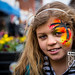 Sara's Parlour Face Painting at Kings Heath Dining Club
