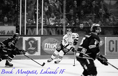 Brock Montpetit 2015-12-29 (Michael Erhardsson) Tags: white black sport action if brock moment montpetit lif 2015 svartvitt leksand ishockey bildserie repotage sekvens leksands leksandsif hockeyallsvenskan tegeraarena 20151229 matchsituation