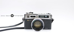37/365 (JennaAbbottPhotography) Tags: camera film 365 filmcamera yashica 365day 365dayproject