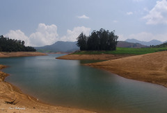 Emerald Lake, Ooty (SivaG17) Tags: lake nature landscape emerald ooty