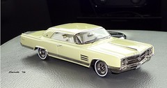 1964 Buick Wildcat 2dr Hardtop (JCarnutz) Tags: buick madison wildcat 1964 diecast 143scale whitemetal