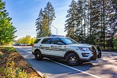 Mill Creek Police Department 2016 Ford Police Interceptor Utility SUV (andrewkim101) Tags: county ford mill creek washington state police utility wa suv department interceptor snohomish 2016
