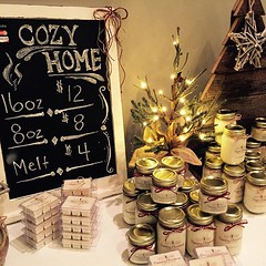 #cozyhome #soycandles #stockingstuffers #waxmelts #soycandlesforsale #giftideas (mqworkman) Tags: stockingstuffers cozyhome giftideas soycandles waxmelts soycandlesforsale uploaded:by=flickstagram instagram:photo=11253579536101570832272331538