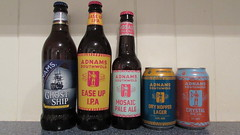 Adnams Beer Tour - April 2016 (Pub Car Park Ninja) Tags: uk greatbritain england holiday beer suffolk beers unitedkingdom britain mosaic ale gb april bier ipa southwold paleale ghostship 2016 adnams dryhoppedlager crystalryeipa easeupipa