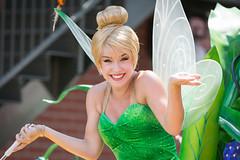 Pixie Dust (Kevin-Davis-Photography) Tags: world festival bell magic kingdom disney parade fantasy walt tinker