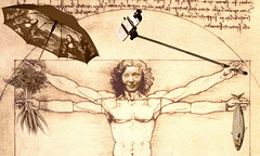 106/366 Vitruvian Picnic (ruthlesscrab) Tags: leo leonardo wah vitruvian hereios werehere 366the2016edition 3662016 15apr16 day106366 davinci